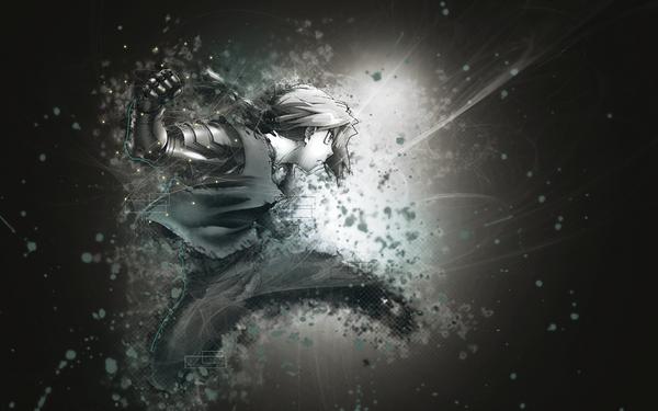 Full Metal Alchemist Wallpaper By NX57