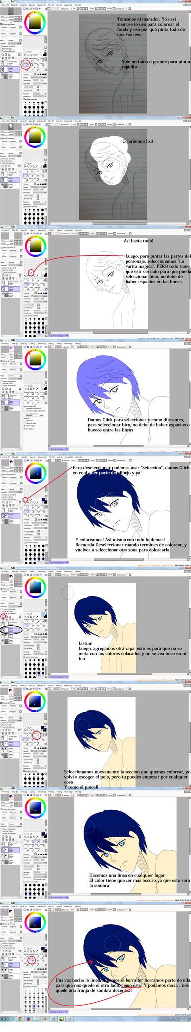 Tutorial - Coloreo 1 by Buranshe1