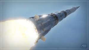 N1 Liftoff