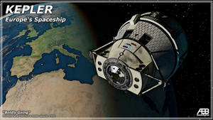 Europe's Spaceship