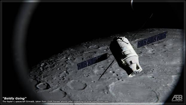 Grimaldi at Luna