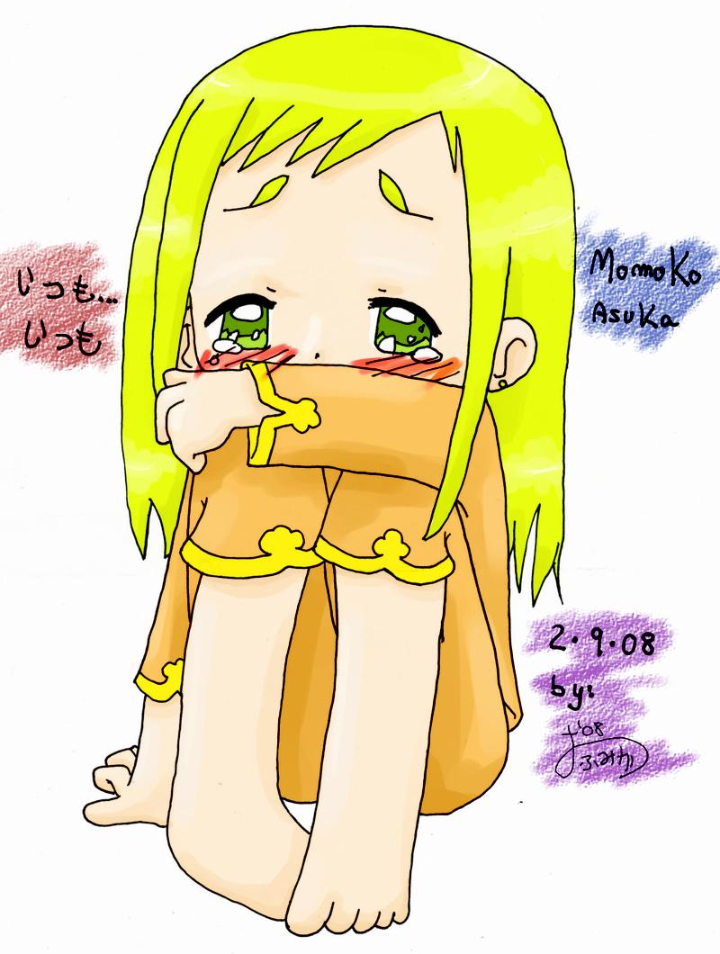 momoko color by fumikaharukaze