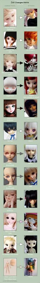 Doll Changes Meme 2014