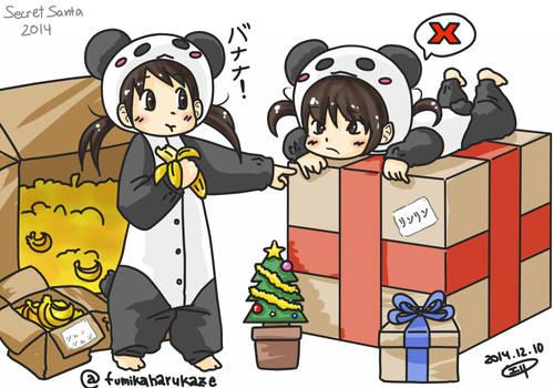 Junjun Linlin - Secret Santa 2014