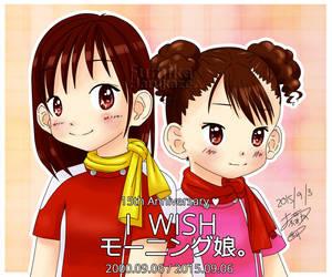 I wish Morning Musume 15th Anniversary
