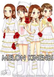 Melon Kinenbi - Akai Freesia