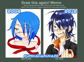 Draw this again! 2008 - 2018 Agito
