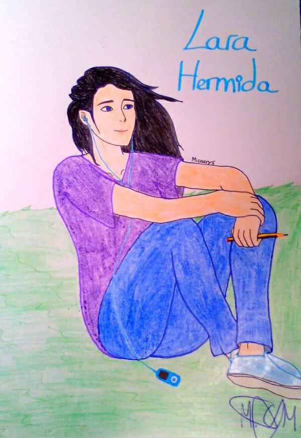 Lara Hermida by Micaerys