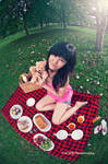 Picnic with Teddy