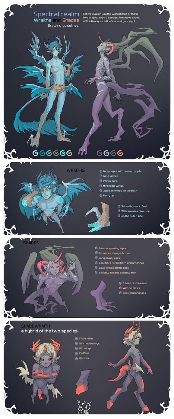Species Reference Sheet