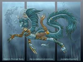 DeepWaterWraith by MoonLightSpectre