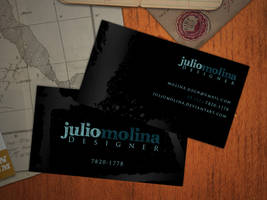 My Bussines Card ideia 1 by juliomolina