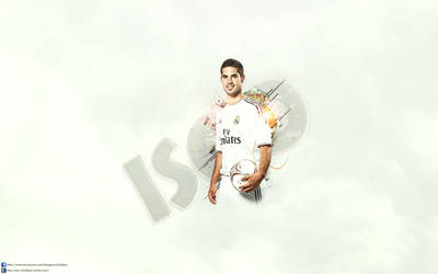 Isco - Real Madrid by Designer-Dhulfiqar