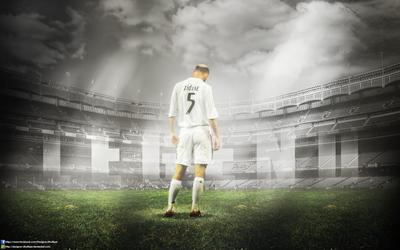 Zinedine Zidane - Legend