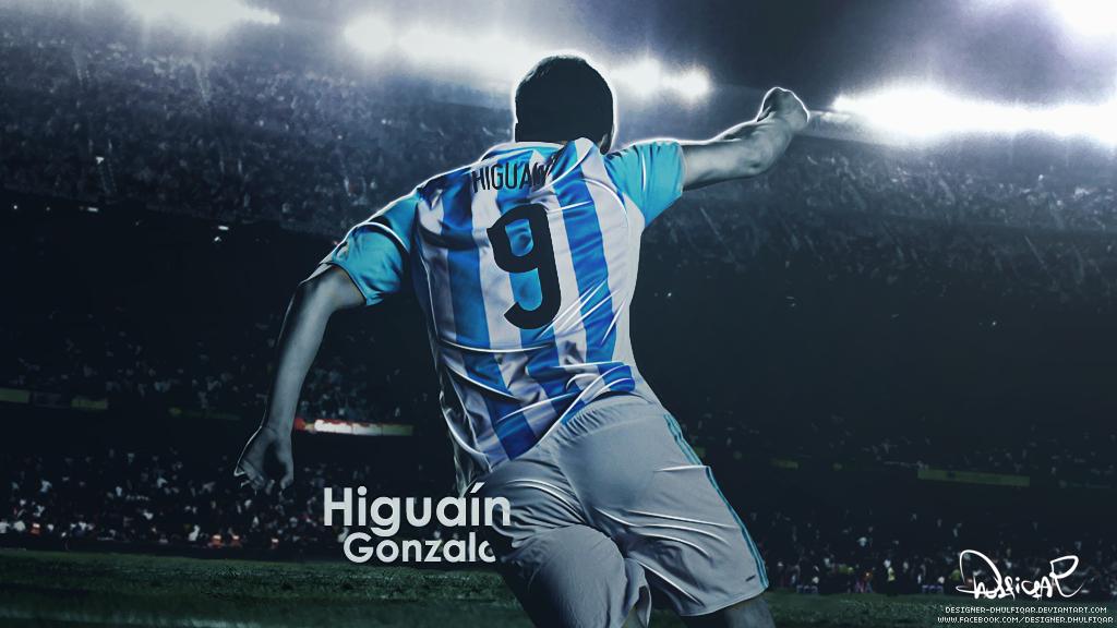 gonzalo higuain by mahmoddesigner-#26