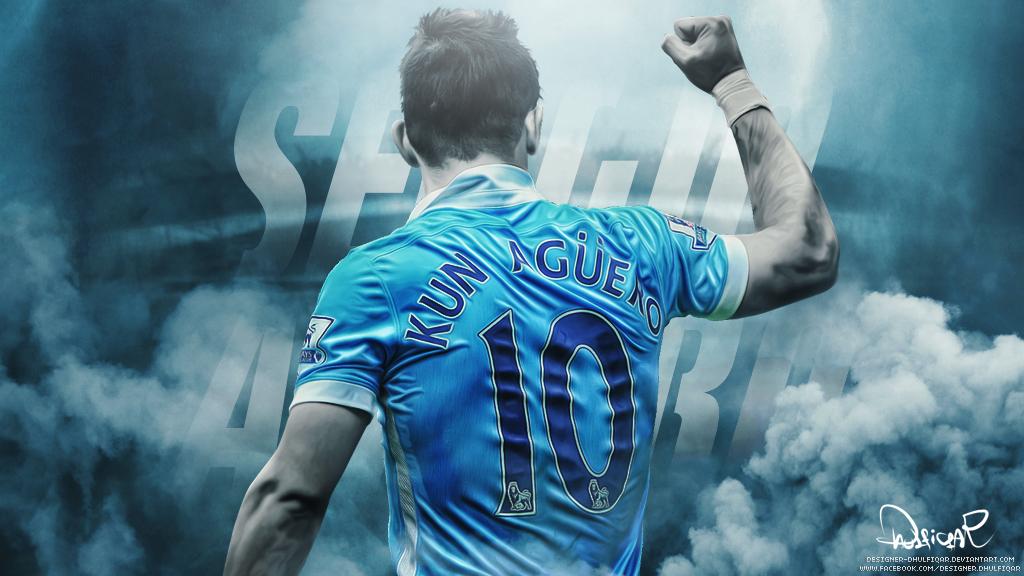 Manchester City FC By Designer-Dhulfiqar