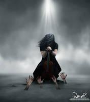 Sadness by Designer-Dhulfiqar