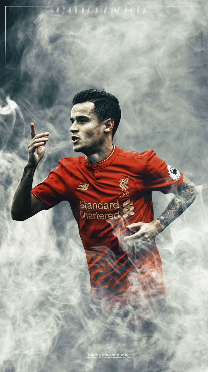 Coutinho by designer dhulfiqar on deviantart - Coutinho wallpaper hd ...