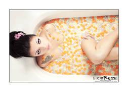 fruit bath by LichtReize