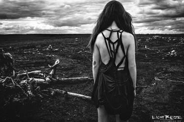 wanderer by LichtReize