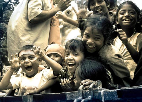 arent they happy by el-el