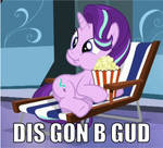 Starlight Takes A Seat