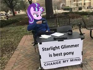 Change My Pony