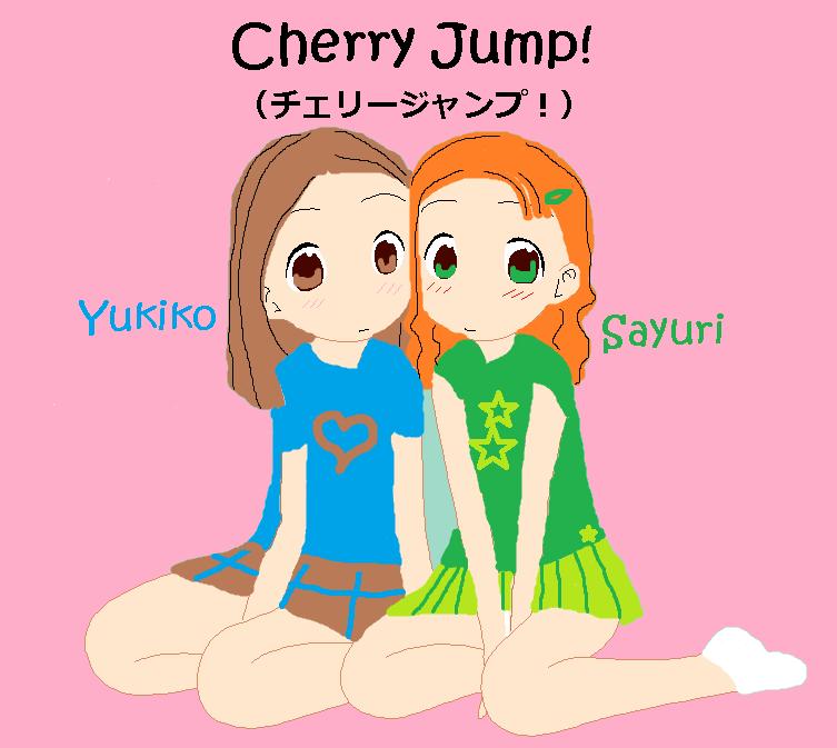 Yukiko And Sayuri by AnastasiaKiwi10