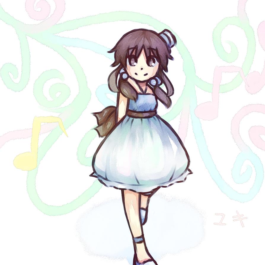 Kaai Yuki by Boots5301