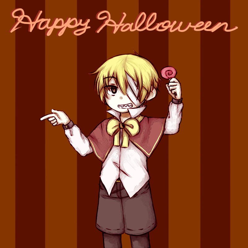 Happy Halloween!!! by Boots5301