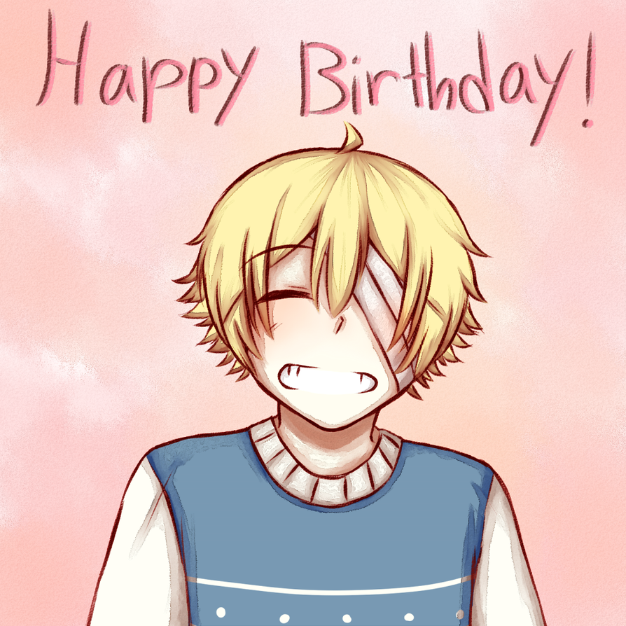 Happy Birthday!! by Boots5301