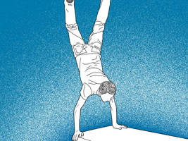 Handstand by the-manwaring