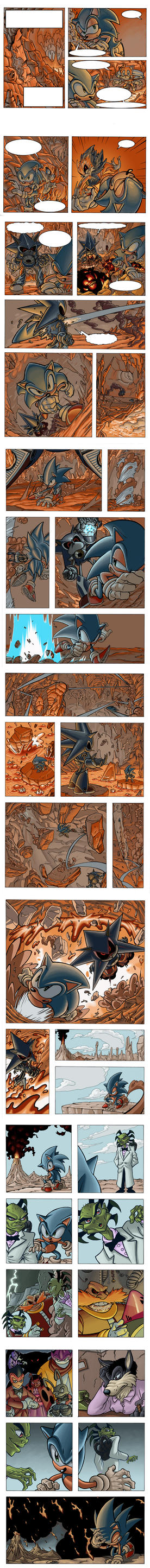 Sonic- Goodbye Mobius by zak29