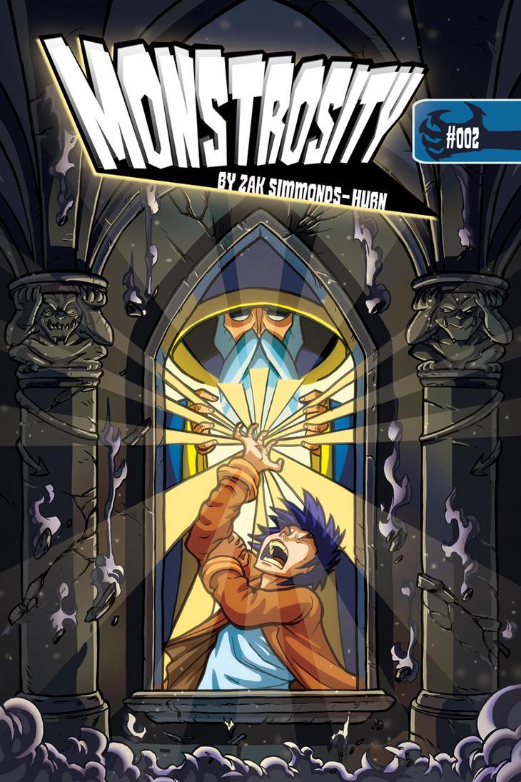Monstrosity Issue 2! by zak29