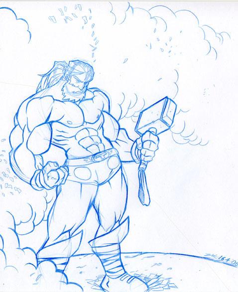 Thor by zak29