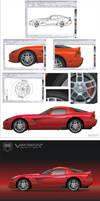 Viper SRT-10 vector