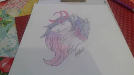 Gift Art of Lilium for Chaosin