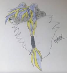 Gift art for the winner of Kalon 1407