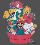 Dream Team | Super Mario RPG