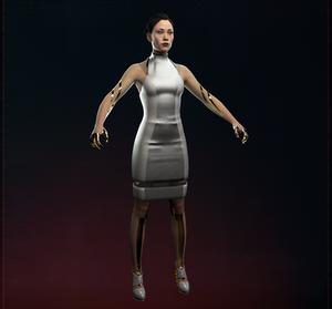 Hanako Arasaka - Cyberpunk 2077