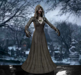 Witch Bela - Resident Evil Village