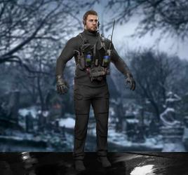Chris Redfield Tactical - Resident Evil Village