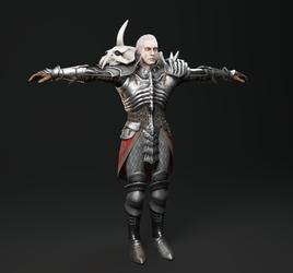 Necromancer - Diablo II: Resurrected