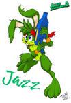 Jazz Jackrabbit Character Fan-Art