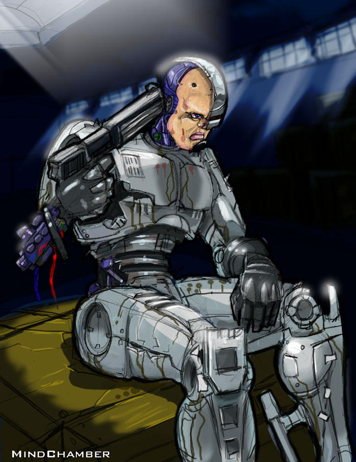 RoboCop Archive :: View topic - New remake comics by Boom ...