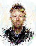 Thom Yorke by Natmir