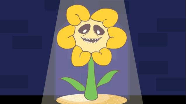 Flowery Smile by wondermeow