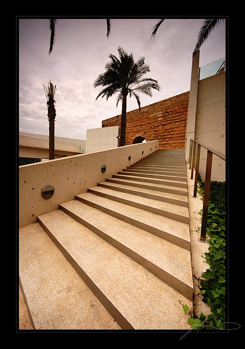 Escalera de Mallorca II by tisbone