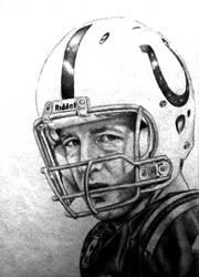 Peyton Manning by Stefawnduh