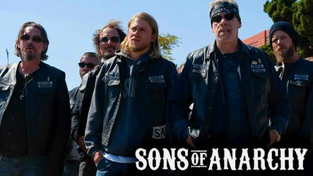 Sons of Anarchy by neenj61